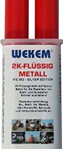 1 x 25G Wekem adhesivos metálicos de metal líquido W ...