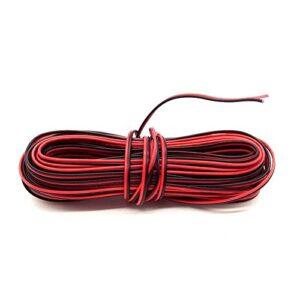 10 m cable electrónico rojo y negro de cable de silicona ...