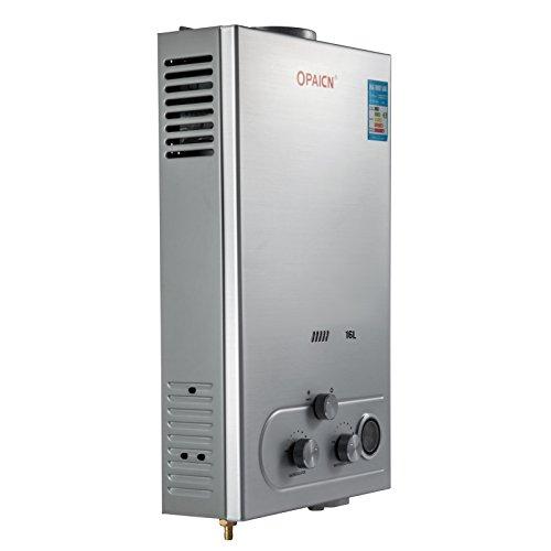 Calentador de agua Cueffer LPG Calentador de agua a gas Lic ...