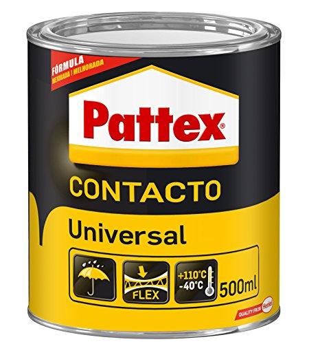 Pattex pegamento de contacto universal instantáneo multiusos, p ...