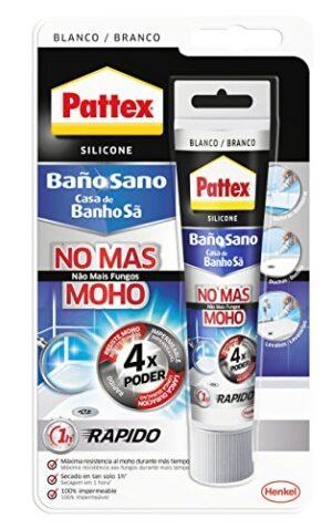 Pattex Healthy Bath No More Óxido, silicona antimoho e impermeable ...