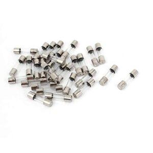 2 Amp F2 A F2AL 250V 10 piezas fusible de vidrio rápido ...