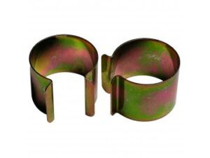 - 20 clips de metal galvanizado de 30 mm x 30 mm para ...