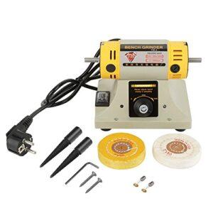 220V 350W amoladora eléctrica pulidora para joyería ...