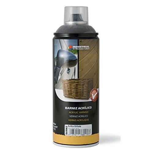 (34561) Bote de pintura en aerosol barniz acrílico brillo Montana ...