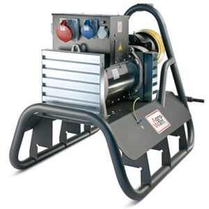 'SDMO Generadores de corriente con accionamiento zapfwe Caíd ...