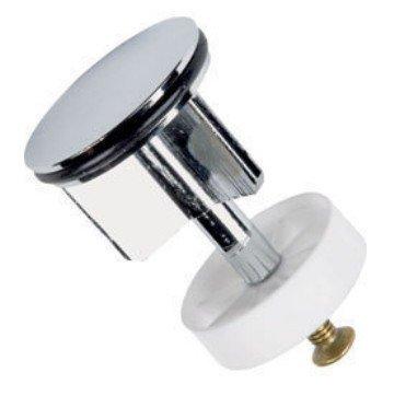 (40 mm) - ENCHUFE POP up de lavabo plateado cromado pesado de 40 mm