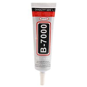 50ml B-7000 Práctico pegamento adhesivo súper fuerte con agua ...