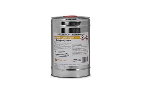 ACEITE TEKA Con Fungicida y Filtro UV en 5 LTS.
