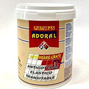 ADORAL - Pinte la tela de asfalto líquido 750 ml. TRANSPARENTE