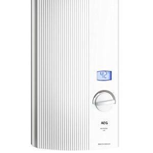 AEG 222395 DDLE LCD 27 - Calentador de agua eléctrico (27 kW ...