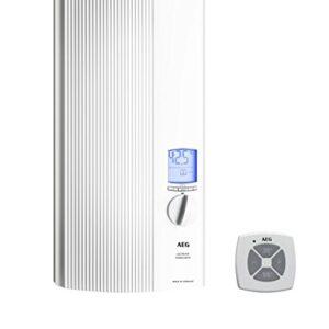 AEG 222399 DDLE ÖKO TD 27 - Calentador de agua eléctrico (27 ...
