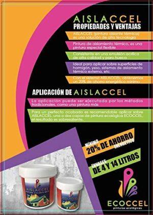 AISLACCEL, Pintura, pintura mural, pintura mural interior, m ...