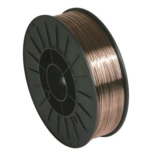 Abratools - Bobina de alambre de acero diámetro 200 / 0.8mm 5kg