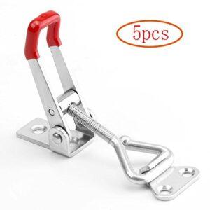 Abrazadera de palanca MINGZE 5 piezas Latch 4001, herramienta ...