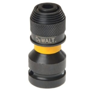 Adaptador DeWalt DT7508-QZ para Llaves de Vaso de Impacto de ...