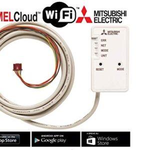 Adaptador WiFi Mitsubishi para Control de Internet MAC-567I ...