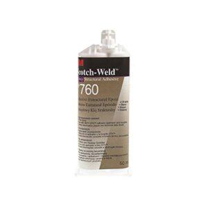 Adhesivo epoxi bicomponente de alta temperatura 3 m dp760 de ...