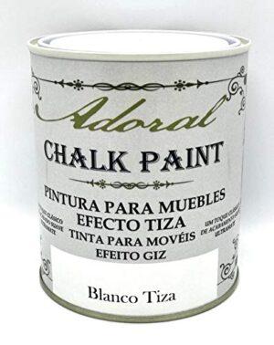 Adoral - Chalk Paint Pintura para muebles Chalk Effect 750 ml ...