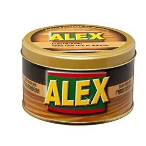 Alex - Cera sólida incolora 500 ml