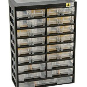 Allit 458100 - Armario de almacenamiento para piezas pequeñas, ...