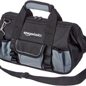 AmazonBasics - Bolsa de herramientas - 30.5 cm