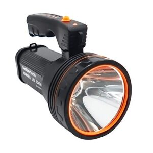 Ambertech recargable 7000 lúmenes super brillante reflector ...
