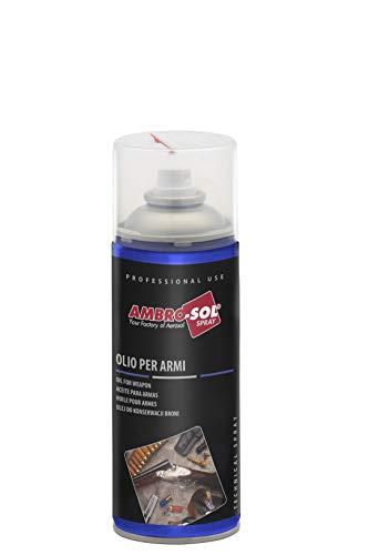 Ambro-Sol OL105 Aceite de pistola, transparente, 400 ml