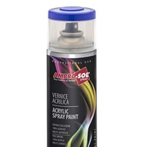 Ambro-Sol V400PAST.7 Pintura acrílica, transparente, 400 ml