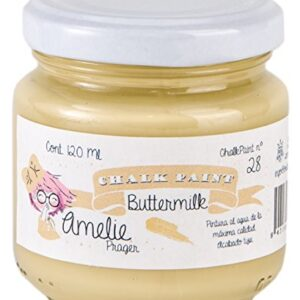 Amelie Prager 120-28 Pintura de tiza, suero de leche, 120 ml