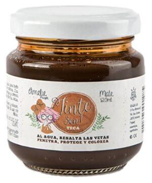 Amelie Prager 702507 Tinte, Teca, 120 ml