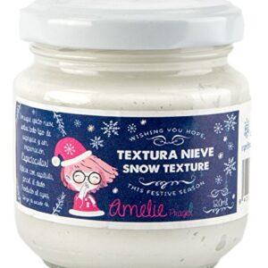 Amelie Prager 811403 Cera, blanca, 120 ml