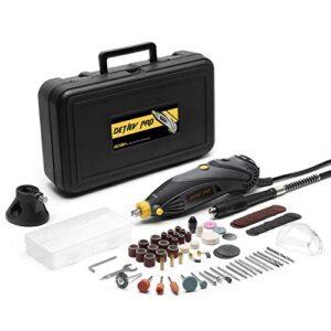 Amoladora eléctrica, DETLEV PRO Mini Grinder Tool R ...