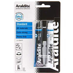 Araldite ARA-400001 - Cola de dos componentes (tamaño: ...