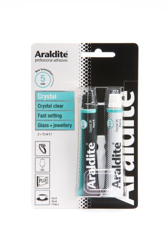 Araldite ARA-400008 - Pegamento de dos componentes (tamaño: ...