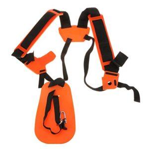 Arnés PIXNOR para ambos hombros para usar con la desbrozadora ...