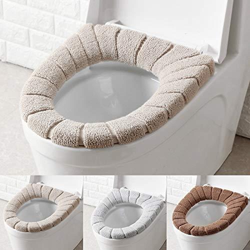 Asientos de inodoro, cojín de baño de cubierta de asiento de inodoro
