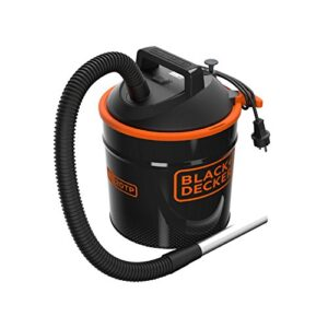 Aspirador de cenizas Black + Decker BXVC20TPE (900 W, 18 l) con ...