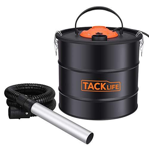 Aspirador de cenizas TACKLIFE, 800W, colector de polvo 18L, ...