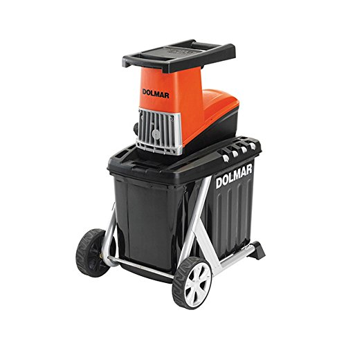 Astilladora eléctrica Dolmar FH2500, 2500 W, negro / naranja