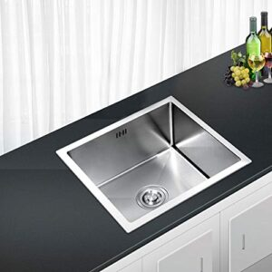 AuraLum Sink Kitchen a Breast 50x40x22cm Low / Envelope Over ...