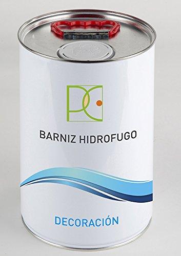BARNIZ DE PIEDRA HIDROFUGO 5 LTS.