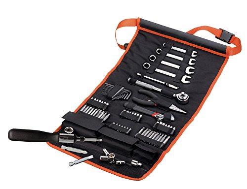 BLACK + DECKER A7063-QZ - Kit de 76 herramientas para automóvil