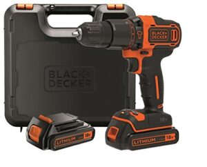BLACK + DECKER BDCHD18KB-QW - Martillo perforador 18V, 40 Nm, con ...