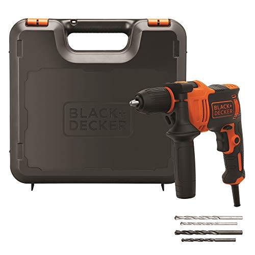 BLACK + DECKER BEH710K-QS Martillo perforador con cable 710W, para ...