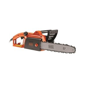 BLACK + DECKER CS1835-QS - Motosierra eléctrica 1800W, espada ...