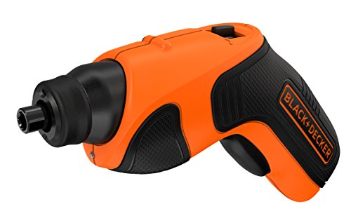 BLACK + DECKER CS3651LC-QW - Destornillador 6V, 5 Nm, batería ...
