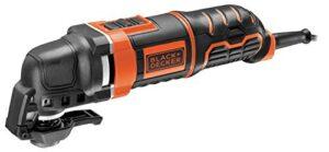 BLACK + DECKER MT300KA-QS Multi-herramienta oscilante 300 W con ...