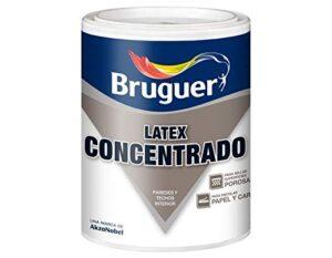 BRUGUER - Bruguer blanco concentrado de látex 750 ml