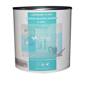 Baldosas cerámicas esmaltadas (750 ml)
